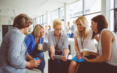 A avaliação de desempenho como um hábito na empresa