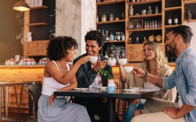 10 passos para abrir a sua cafeteria