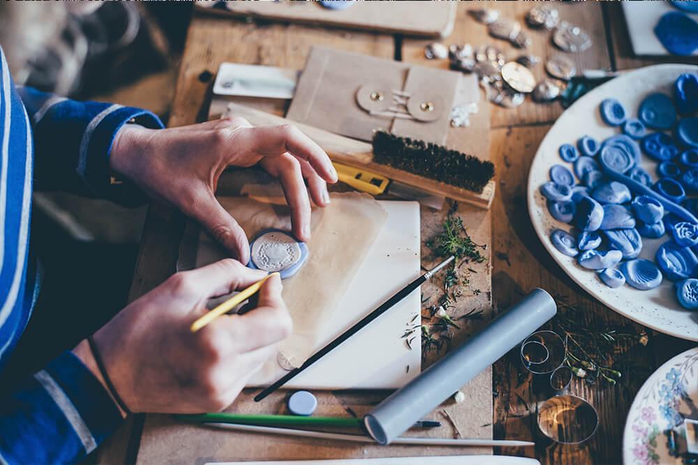 sucesso no artesanato